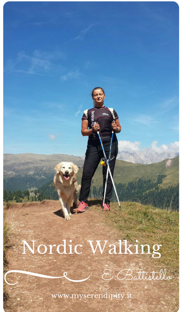 cos'è il nordic walking