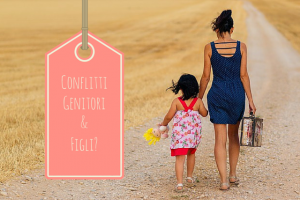 come risolvere i conflitti tra genitori e figli
