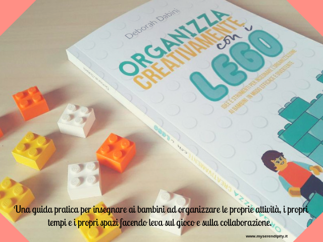 organizza creativamente lego